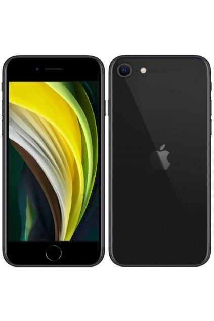 VÝPRODEJ iPhone SE (2020) 64 GB Black Použitý