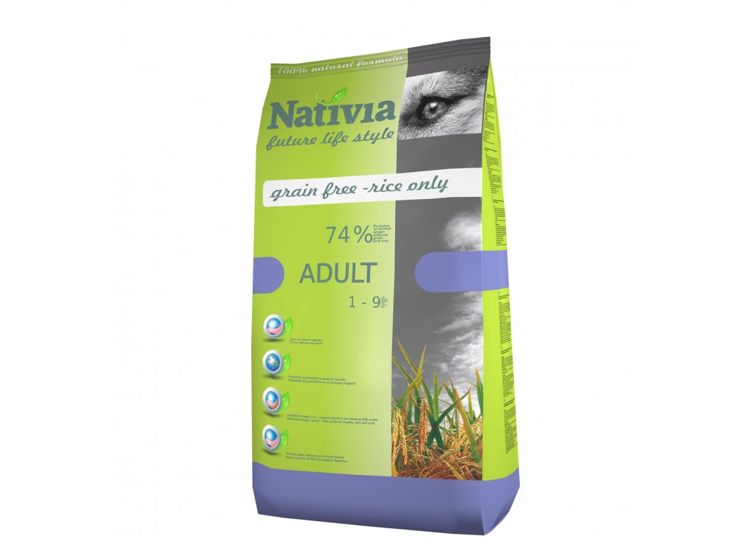 Nativia Adult Chicken&Rice