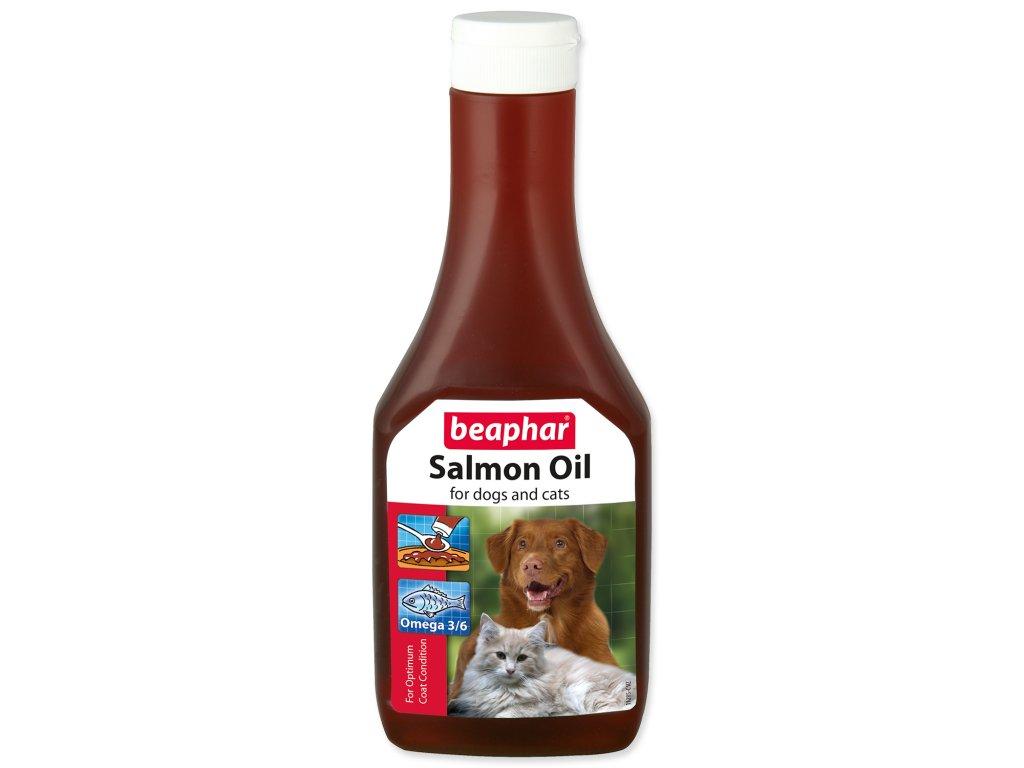 Olej BEAPHAR lososový 425 ml