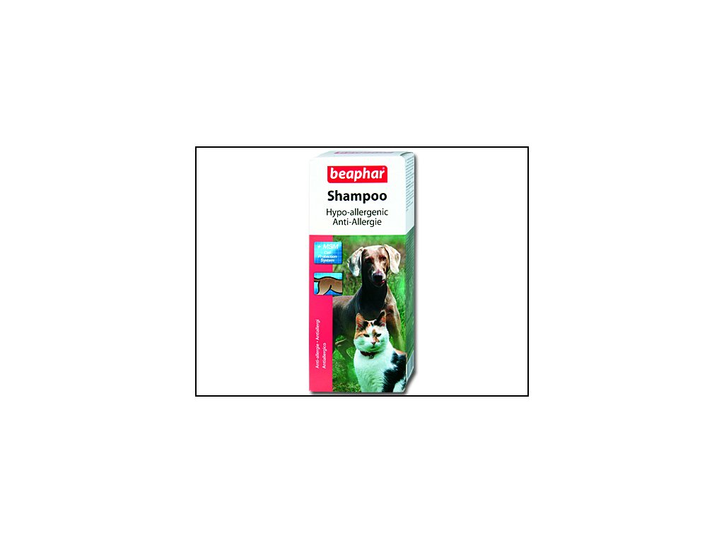 Šampon BEAPHAR hypoalergenní 200 ml