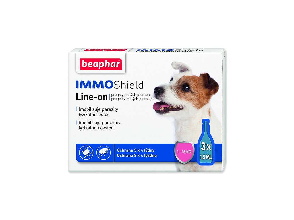 BEAPHAR Line-on IMMO Shield pro psy