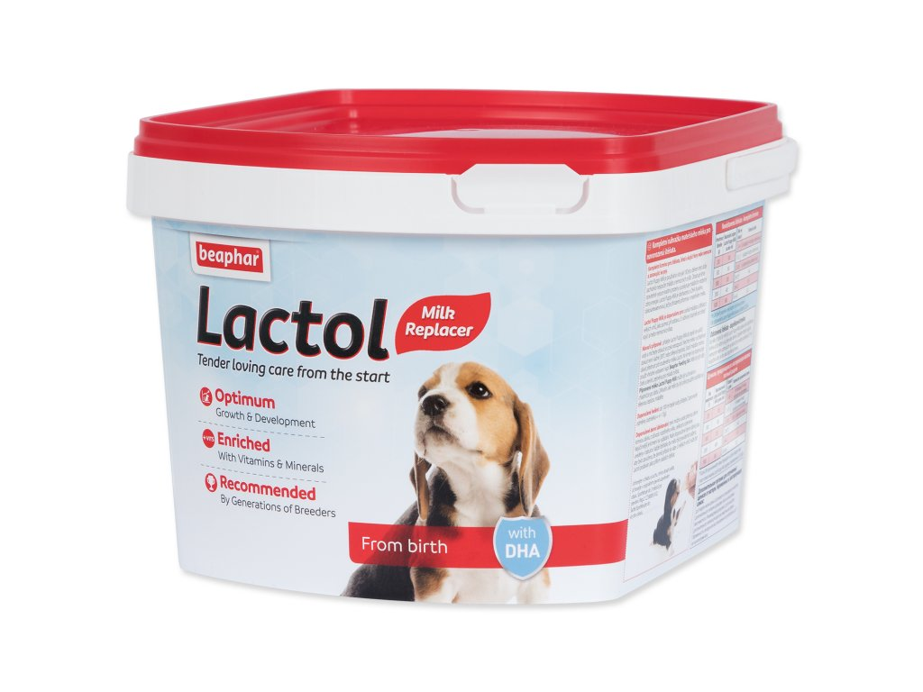 Mléko sušené BEAPHAR Lactol Puppy Milk