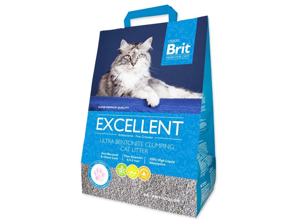 Kočkolit BRIT Fresh for Cats Excellent Ultra Bentonite