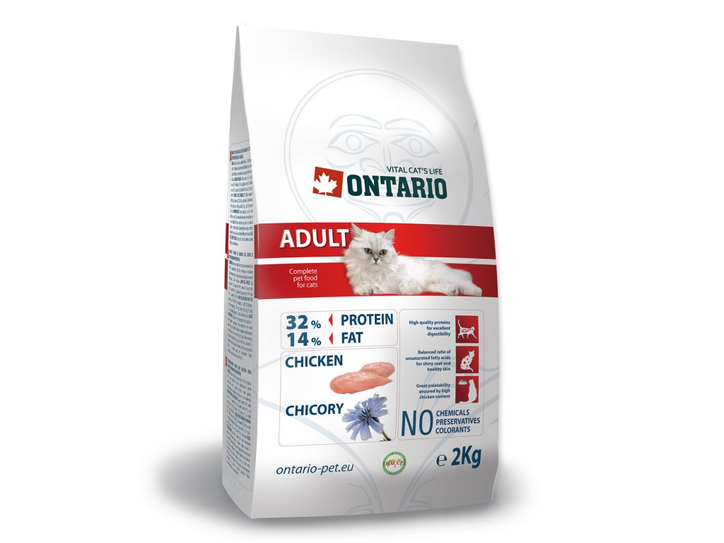 ONTARIO Cat Adult Chicken