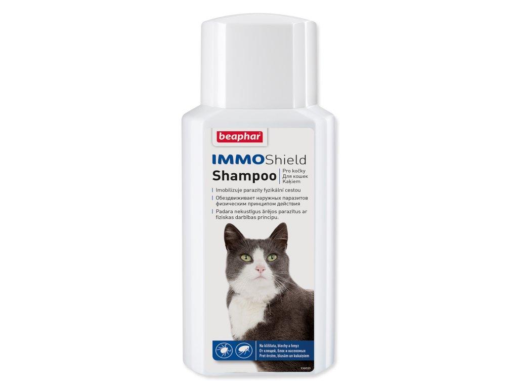 Šampon BEAPHAR Cat IMMO Shield 200 ml