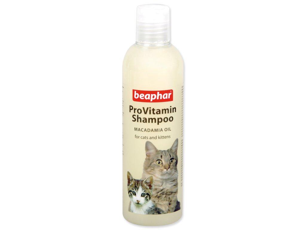 Šampon BEAPHAR ProVitamin s makadamovým olejem 250 ml