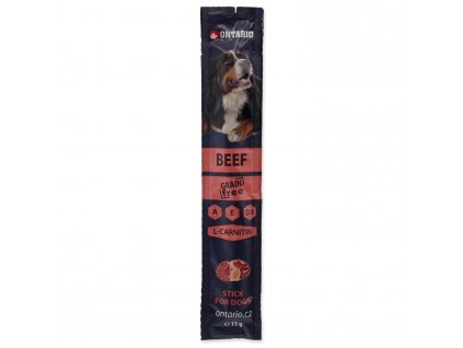 Stick ONTARIO for dogs Beef 15 g