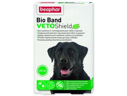 Obojek repelentní BEAPHAR Bio Band Veto Shield 65 cm
