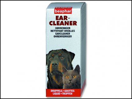 Kapky BEAPHAR Ear Cleaner ušní  50 ml