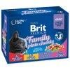 Kapsičky BRIT Premium Cat Family Plate