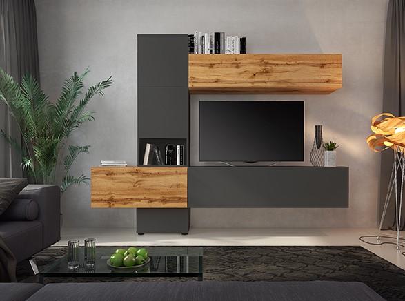 3 způsoby, jak nafouknout obývací pokoj a nezahltit ho nábytkem