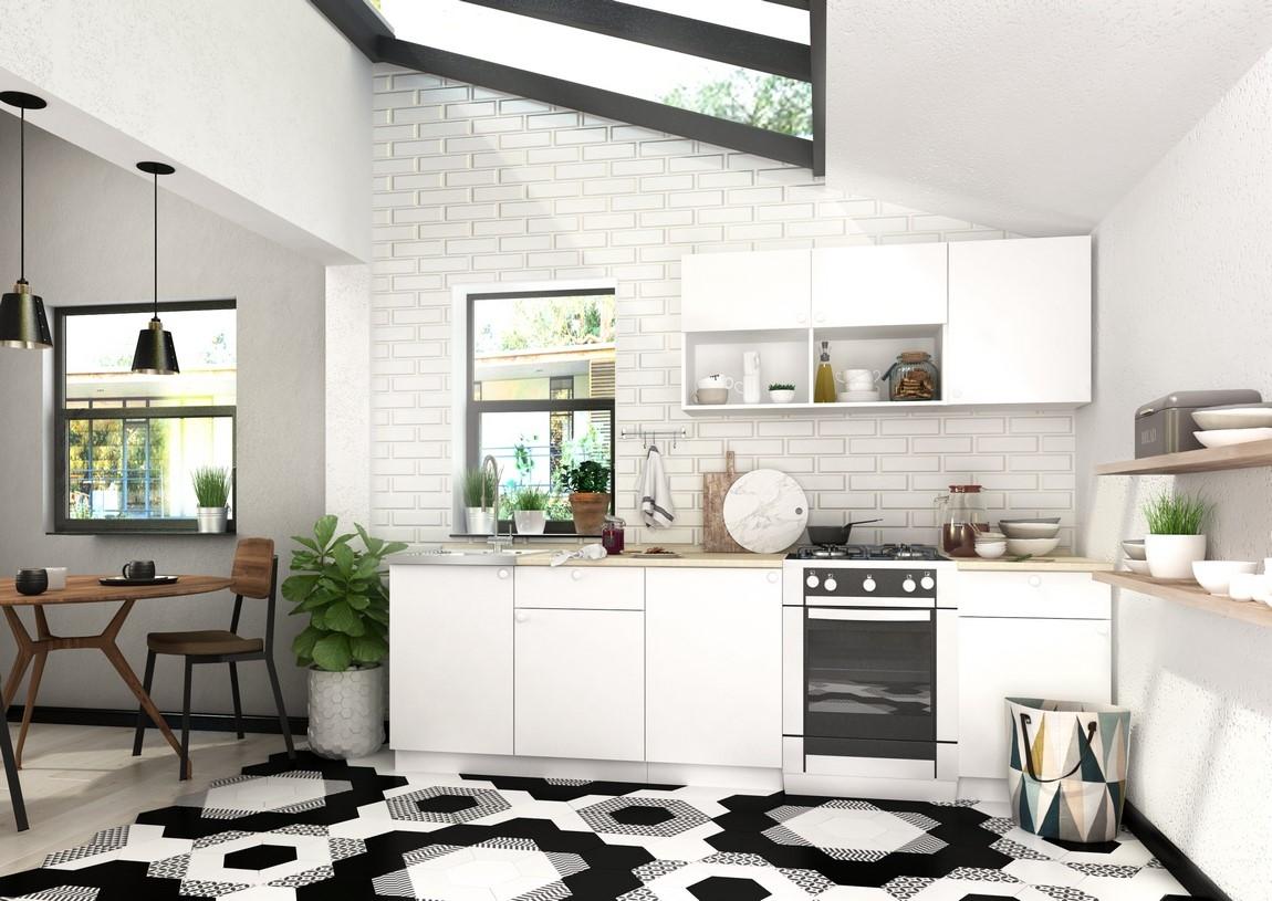 Proč je bílá kuchyň tou nejlepší volbou?