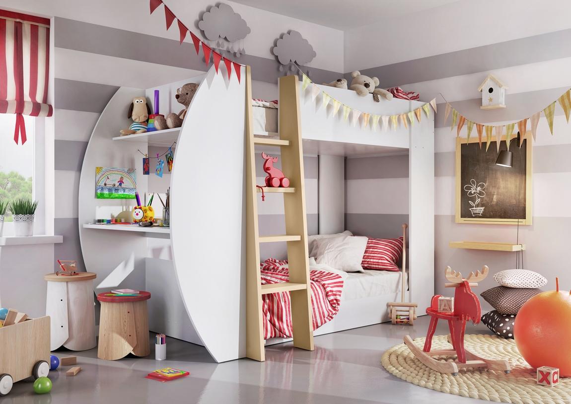Výběr postele podle věku dítěte. Víte, na co se zaměřit?