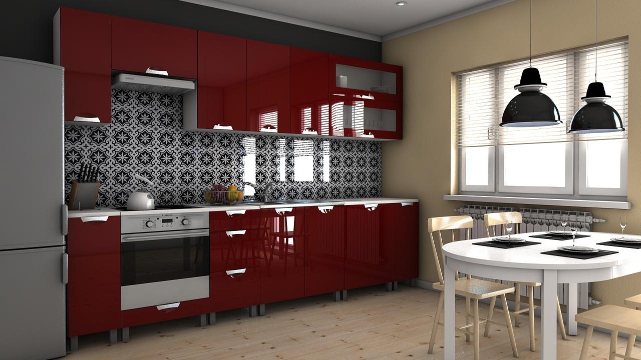 Kuchyně plné života: zapomeňte na bílou, vsaďte na barvy a kombinace