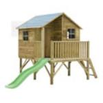 Dětská hřiště a domečky