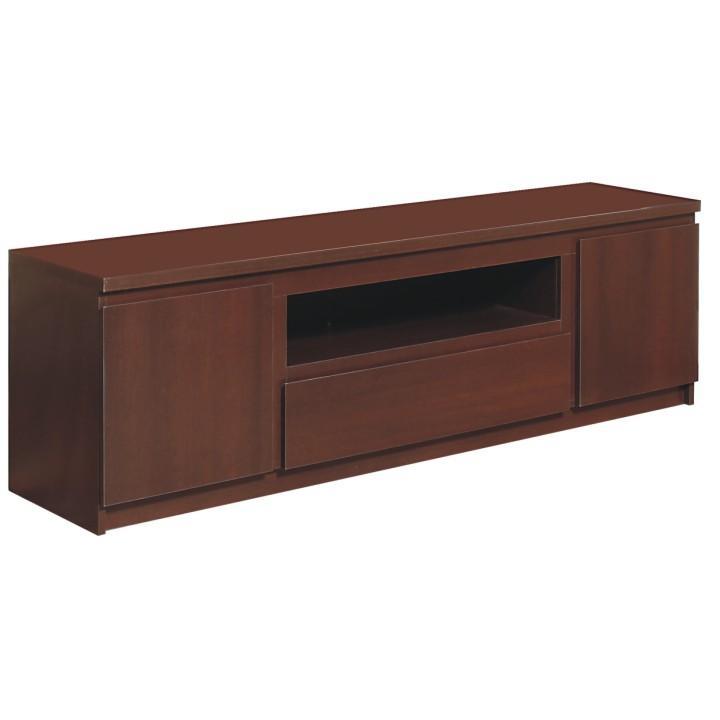 TV stolek v moderním dekoru borovice PELLO TYP 50