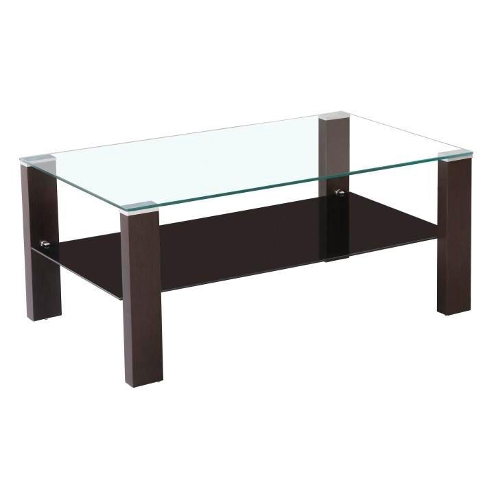 Konferenční stolek v moderním jednoduchém provedení wenge JAGO