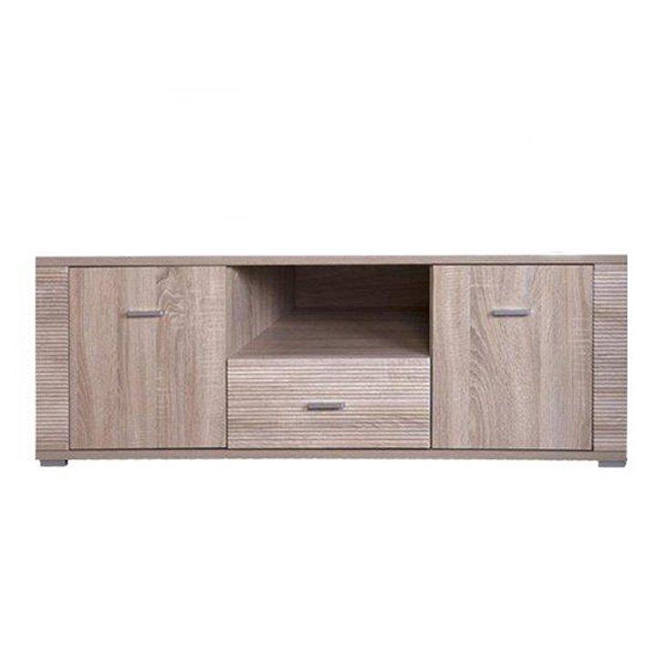 TV stolek v moderním dubovém provedení GRAND typ 13