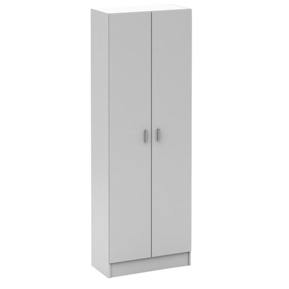 Botníková skříň, bílá, MARINA
