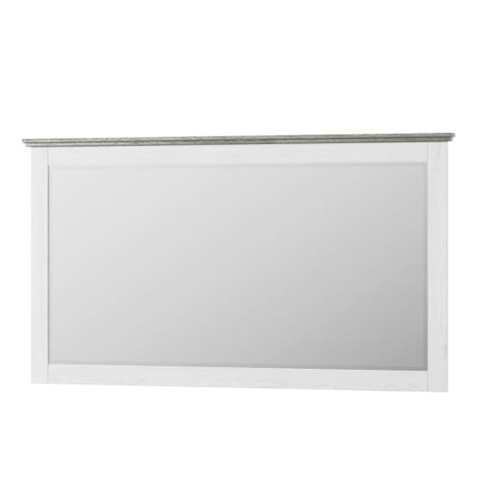 Zrcadlo na zeď v provensálském stylu TK329