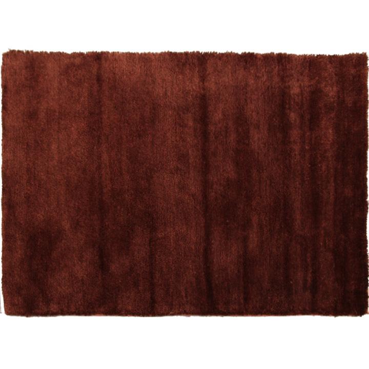 Koberec bordovo hnědý 120x180 TK3289