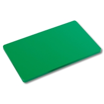 Krájecí deska PROFI plastová zelená na ovoce a zeleninu E283