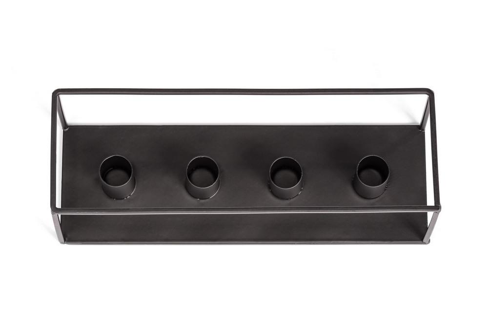 Kovový držák na svíčky DT031