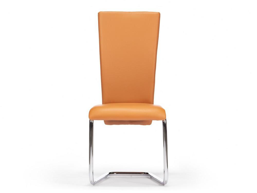 Jídelní židle DT074 hnědá
