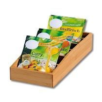 Box na polévky a koření, bambus E503