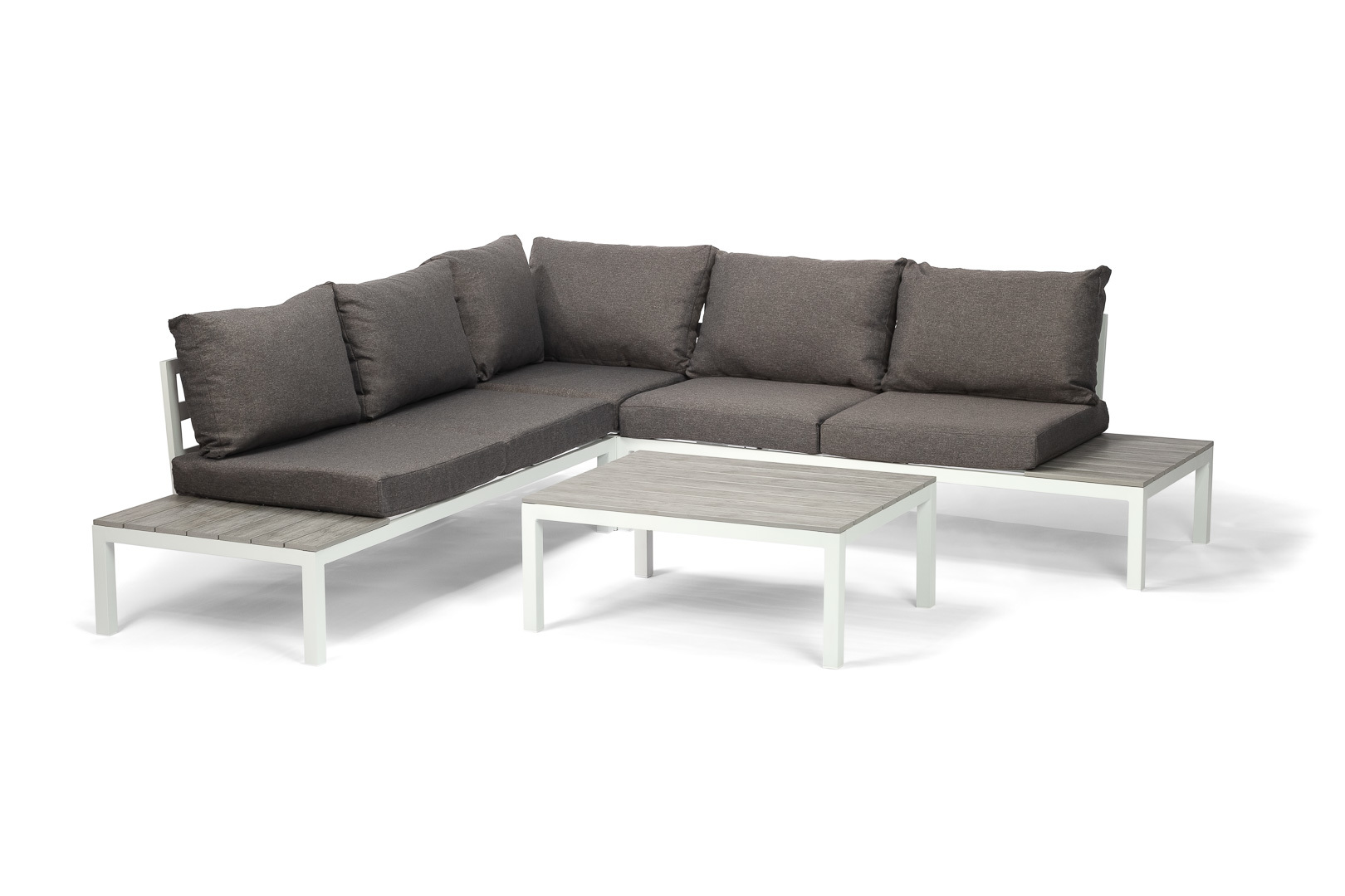 Luxusní sofa GENOVA šedá