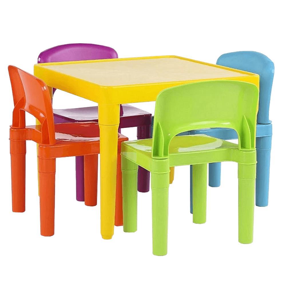 Dětský set 1+4, vícebarevný, ZILBO