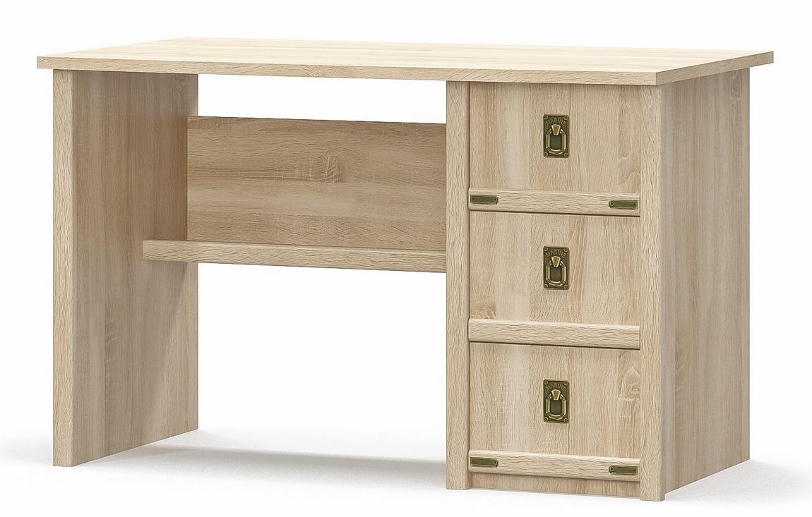 Pracovní stůl VALENCIA dub sonoma