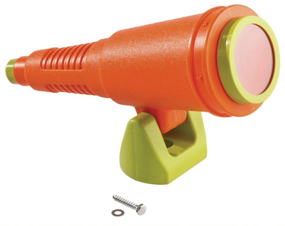 Dalekohled MARCO POLO limetka-oranžová
