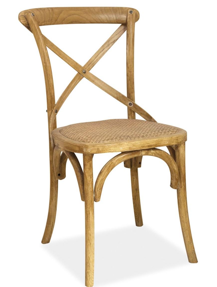 Jídelní dřevěná židle LARS buk