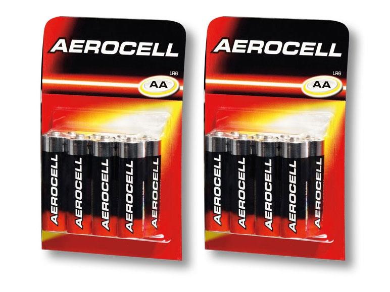 Baterie - Alkalické
