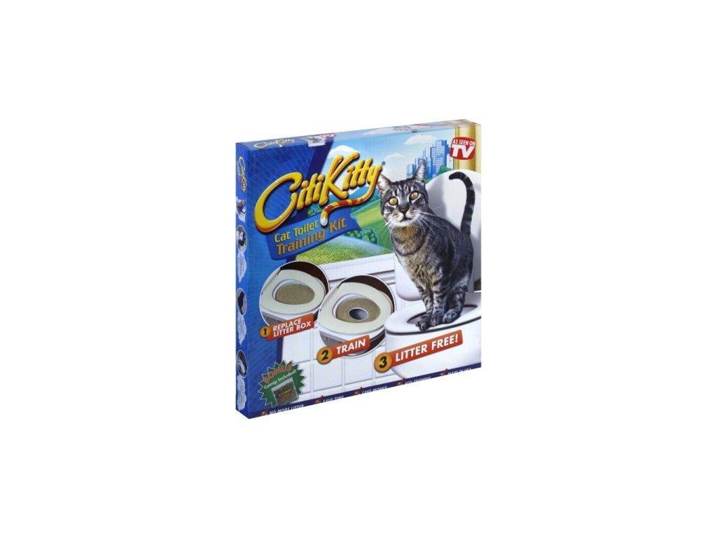 Toalety pro kočky
