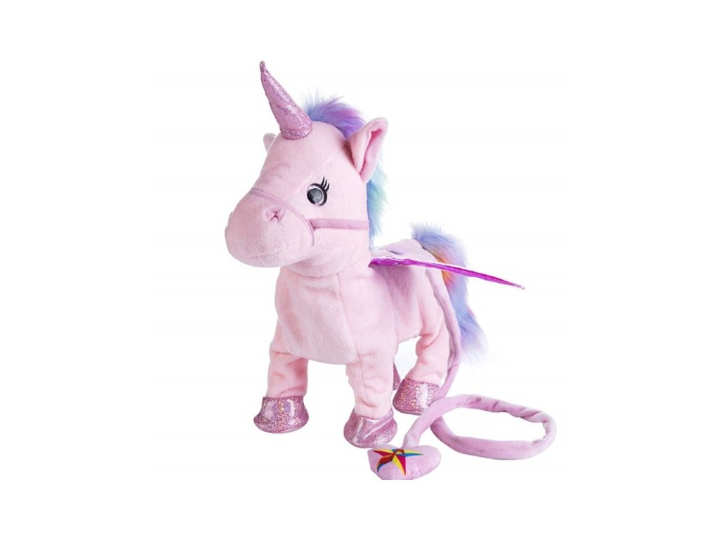Pojoči unicorn Roxy 7