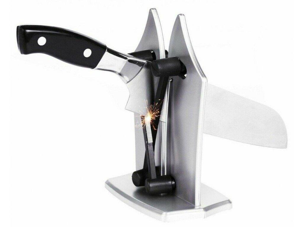 Mechanický brousek na nože