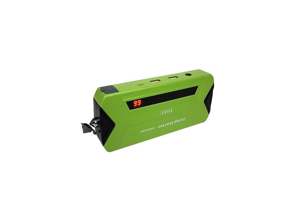 Powerbanka s funkcí JUMP STARTER 10.000mAh 400A - FO-Q002