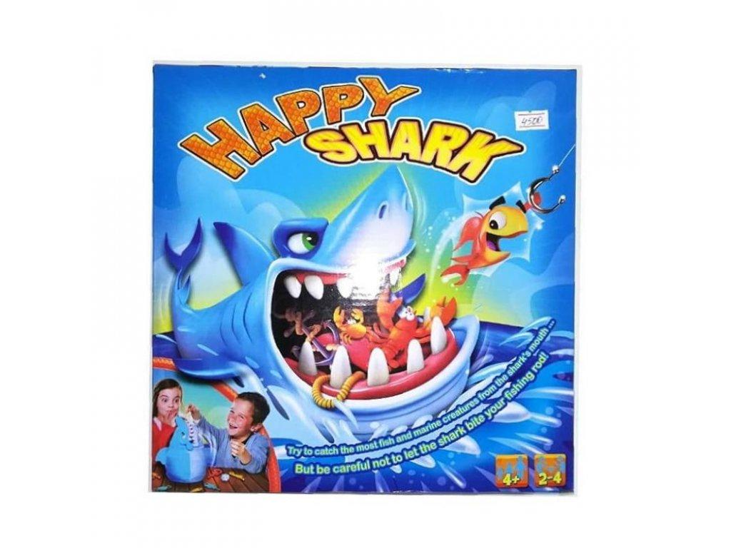 5088 spolecenska hra happy shark