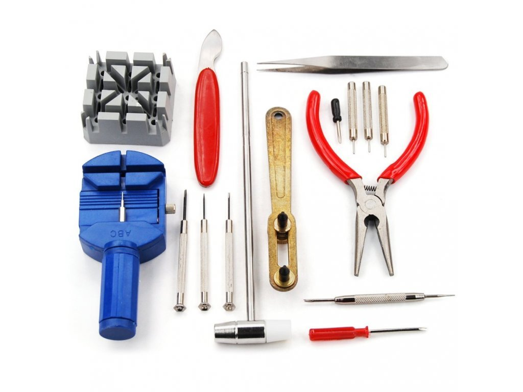 8587 spring bar tool 16 pcs watch repair kit 1455529432 7626813 1