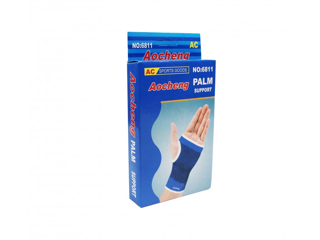 1789 set 2ks bandaze na ruce a dlane s fixacnim efektem