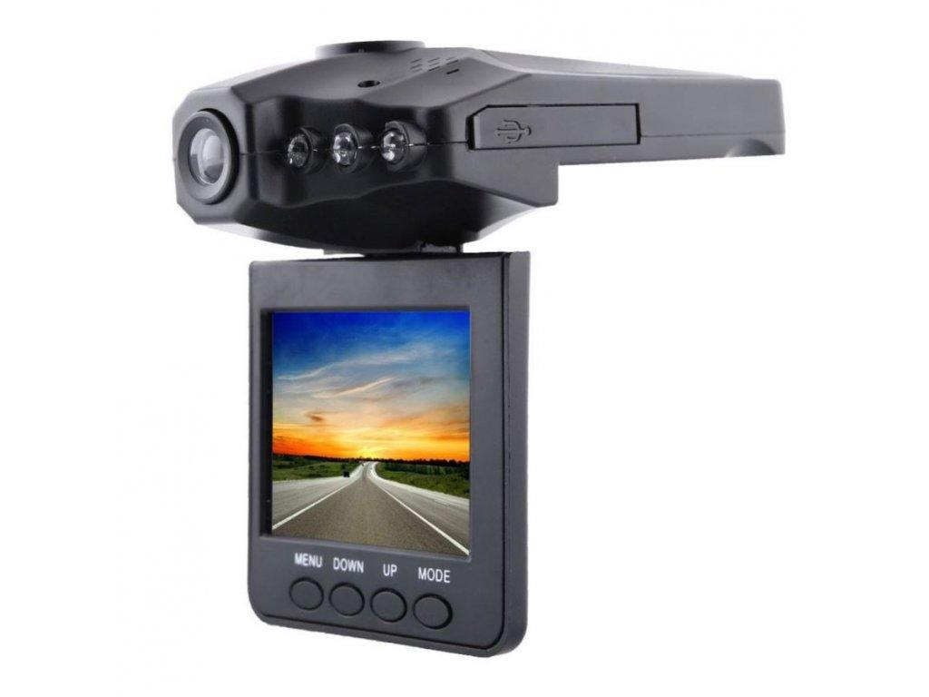 Kamera do auta s LCD displejem