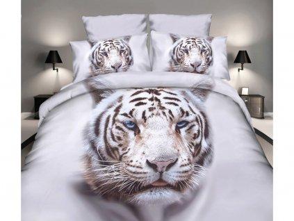3134 3d povleceni bily tygr