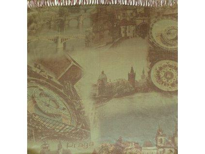 1420 pasminove saly s motivem praha brcalove zelena