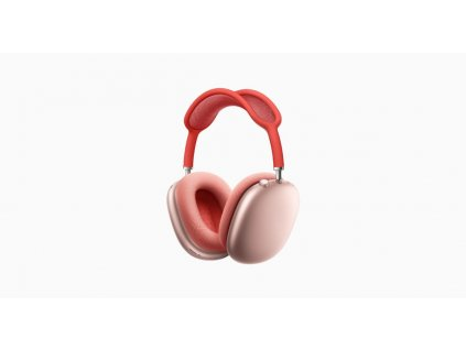 Pink AirPods Max