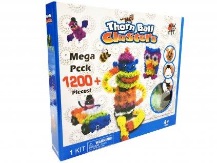 2202 kreativni sada thorn ball mega box 1200 ks
