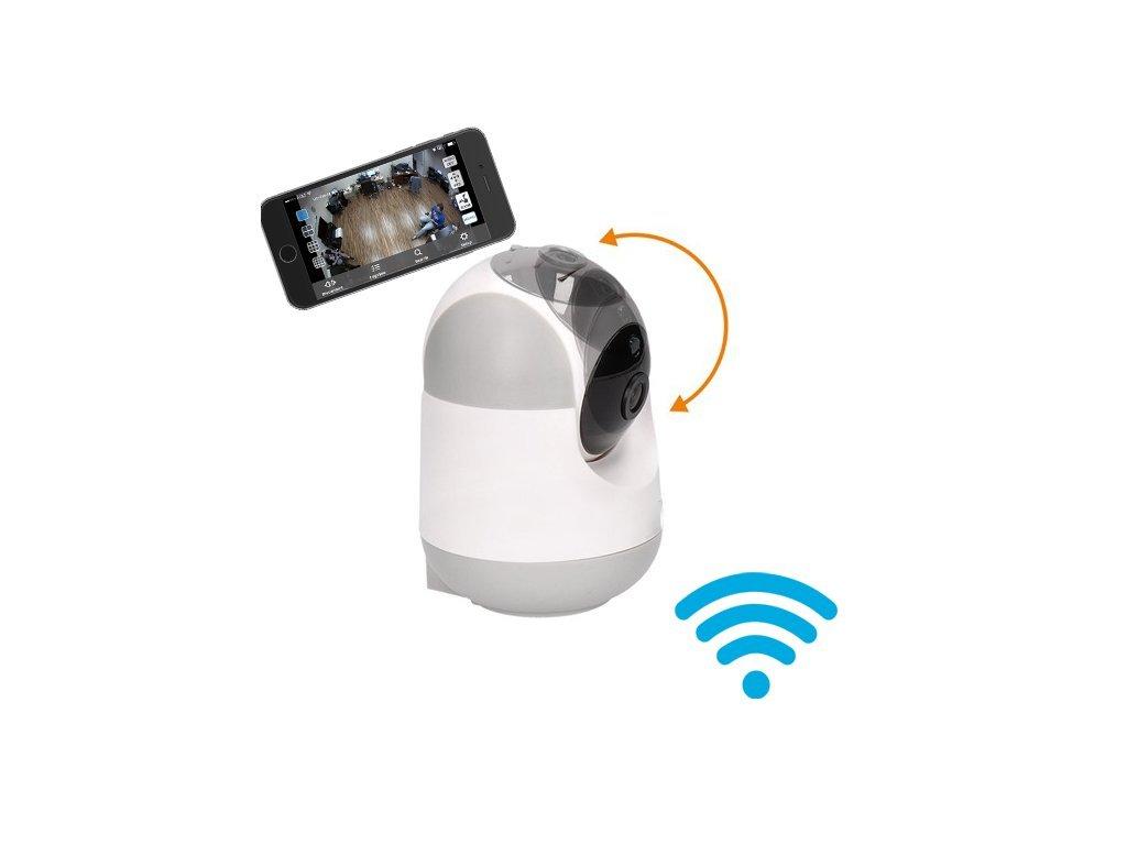 Domáce Indoor IP Kamera V3