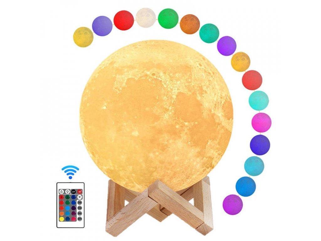 Lampička mesiac- Moon light