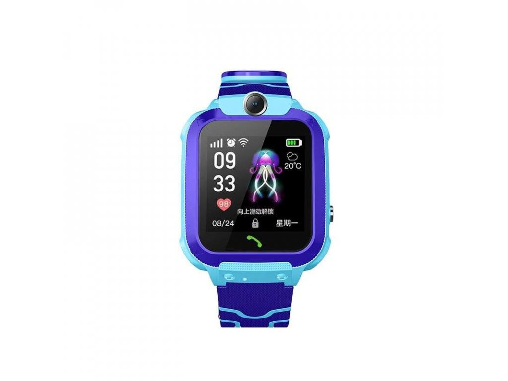 q13 smart watch for kids blue
